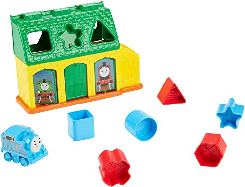 Fisher-Price My First Thomas The Train Tidmouth Shape Sorter - 1