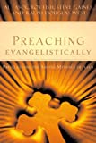 img - for Preaching Evangelistically: Proclaiming the Saving Message of Jesus book / textbook / text book