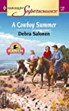 A Cowboy Summer (Harlequin Superromance No. 1196)