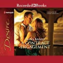 A Contract Engagement Audiobook by Maya Banks Narrated by Harry Berkeley