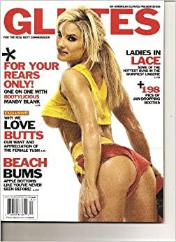American Curves Magazine (Glutes, Fall 2008): American