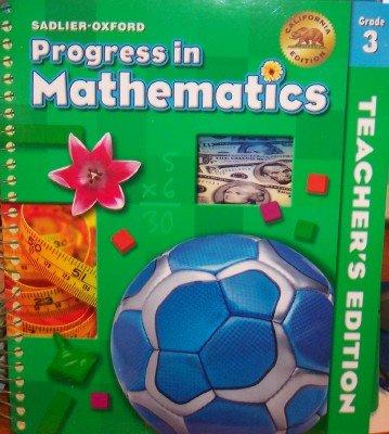 Progress in Mathematics Grade 3 (Teacher's Edition)