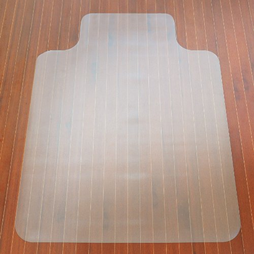 to protect ottostyle.jp floor chairmat clear (approximately) 1.5 mm depth 120 × width 90 cm (for hard / soft) [scratches on hardwood floors or tatami mats to prevent! Possible to cut! 】