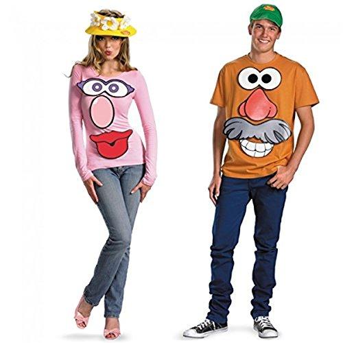 Mr./Mrs. Potato Head Adult Costume Kit