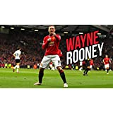 Wayne Rooney Manchester United Poster