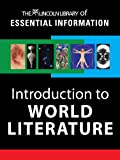 img - for World Literature (Lincoln Library of Essential Information) book / textbook / text book