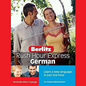 Rush Hour Express German Audiobook