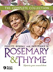 Rosemary & Thyme - The Complete Series