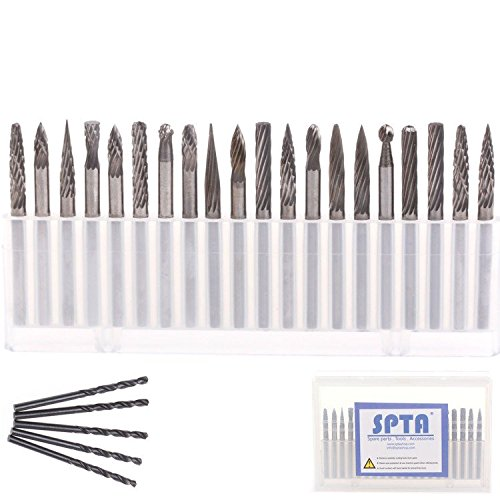 spta-20pcs-1-83mm-shank-double-single-cut-tungsten-steel-solid-carbide-rotary-files-diamond-burrs-se