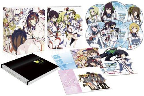 IS インフィニット・ストラトス コンプリート Blu-ray BOX