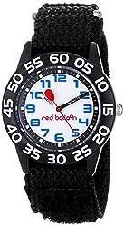 Red Balloon Kids W001897 Analog Display Analog Quartz Black Watch