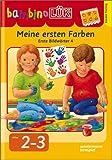 bambinoLÜK-System: bambinoLÜK: Meine ersten Farben: Erste Bildwörter 4 von Westermann Lernspielverlag