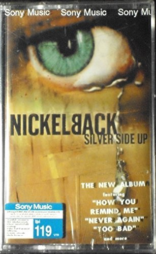 Silver Side Up by NICKELBACK (2001-05-03)