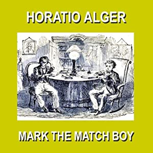 Mark the Match Boy Audiobook