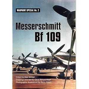 Warpaint Special No. 2 - Messerschmitt Bf-109 Alan W. Hall
