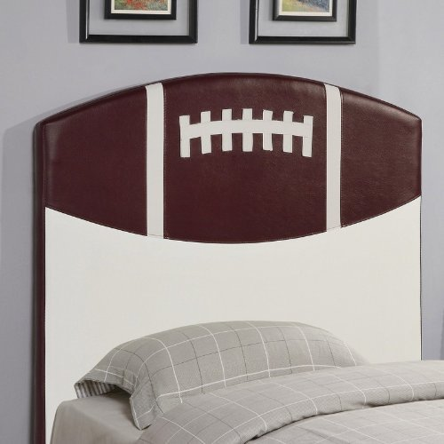 Cheap Twin Size Kid Headboard with Football Design (VF_460169)