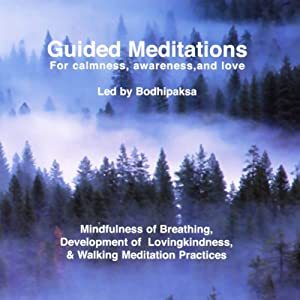 Guided Meditations: For Calmness, Awareness, and Love | [Bodhipaksa]