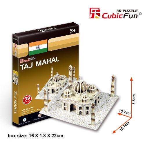 CubicFun 3D Puzzle S-Series