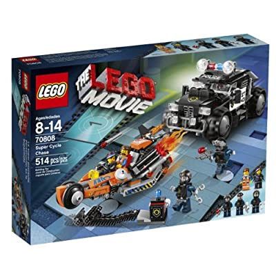 Lego Movie 70808 Super Cycle Chase from LEGO Movie