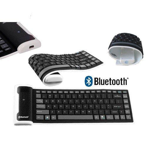 Bislinks® Smart Diamante Diamond Bling Leather Case Cover Flip Stand For Ipad 2 3 4 Retina (Black)