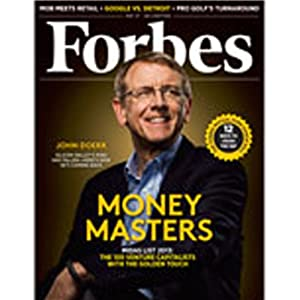 Forbes, May 13, 2013 | [Forbes]