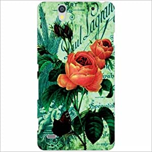 Sony Xperia C4 Back Cover - Roses Designer Cases
