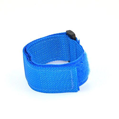 Apexel WiFi Remote Control Velcro Wristband Accessory for GoPro Hero 3+/3 - Blue