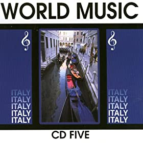 Amazon.com: World Music Italy Vol. 5: Various Artists: MP3 Downloads