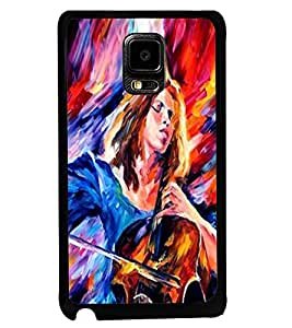 PRINTSWAG QUOTES Designer Back Cover Case for SAMSUNG GALAXY NOTE EDGE