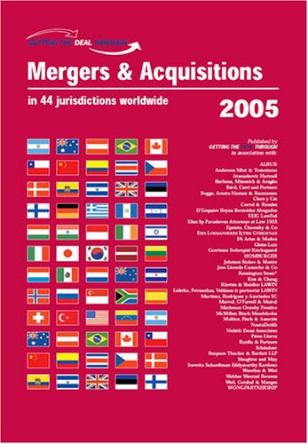 Getting the Deal Through: Mergers & Acquisitions