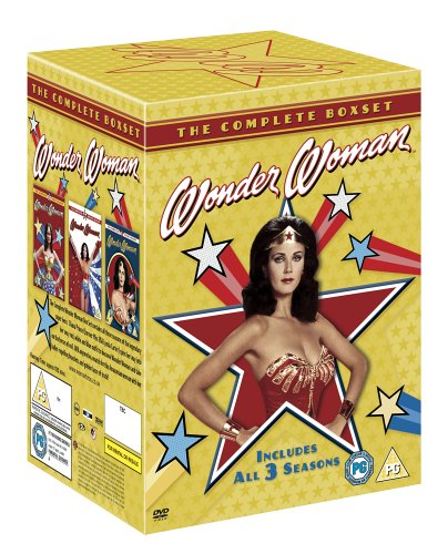 Wonder Woman - the Complete Box Set [DVD]