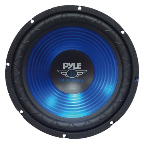 Pyle Plw12Bl 12-Inch 800 Watt Subwoofer