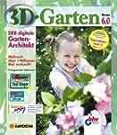 3D-Garten 6.0, 2 CD-ROMs Der digitale...