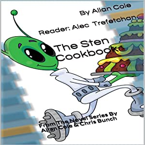 The Sten Cookbook Audiobook