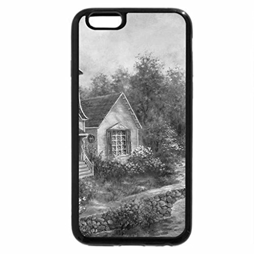 "6S-Cover per iPhone Plus, iPhone 6 Plus Case & bianco (nero), motivo ""Fall Worship F5"