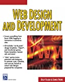 img - for Web Design & Development book / textbook / text book