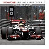 マクラーレン メルセデス オフィシャル F1 壁掛けカレンダー 2013