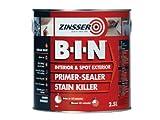 Zinsser N7020001C1 B.I.N Primer and Sealer 2.5 L