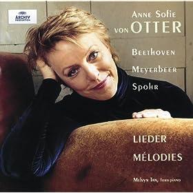 Beethoven / Meyerbeer / Spohr: Lieder