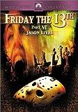 echange, troc Friday the 13th, Part VI - Jason Lives [Import USA Zone 1]