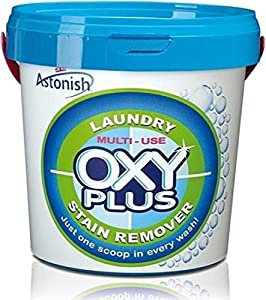 ASTONISH OXI OXY LAUNDRY STAIN REMOVER / DETERGENT