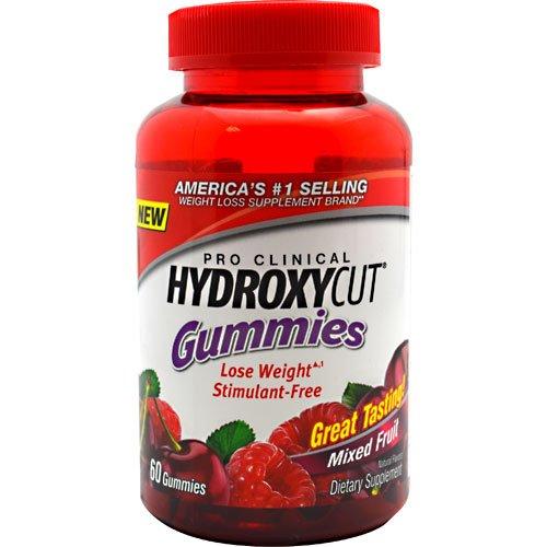 Hydroxycut Pro Clinical Gummies, 60 Weightloss