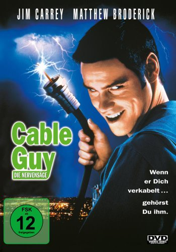 Cable Guy - Die Nervensäge[NON-US FORMAT, PAL]
