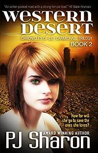 (FREE on 1/16) Western Desert by PJ Sharon - http://eBooksHabit.com