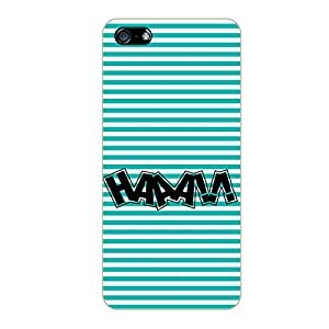Vibhar printed case back cover for Micromax Unite 3 Haaa