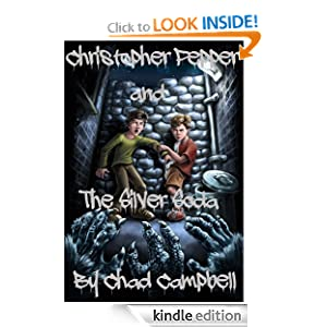 Christopher Pepper and The Silver Soda-Free Preview(First 8 chapters)