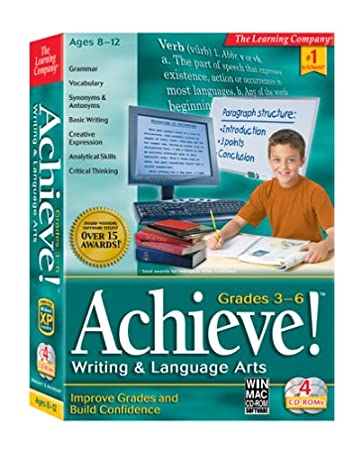 Achieve! Writing & Language Arts Grades 3-6