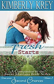 Fresh Starts: Bree's Story; A Companion to the Sweet Montana Bride Series (Second Chances Book 3)