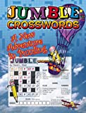 Jumble Crosswords Challenge: A New Adventure in Puzzling (1572434236) by Tribune Media Services