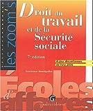 echange, troc Dominique Grandguillot - Droit du travail et de la Sécurité sociale
